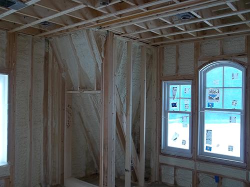 Icynene spray foam insulation ri ma ct - Anchor Insulation