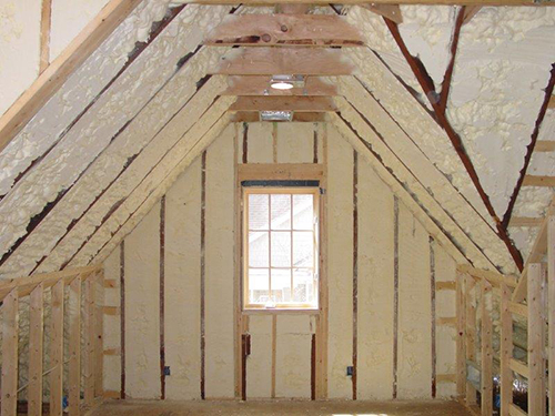 Icynene Spray Foam Insulation Ri Ma Ct Anchor Insulation