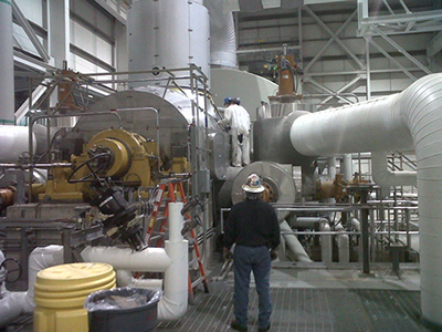 Power Plant Insulation Services Ri Ma Ct Anchor Insulation