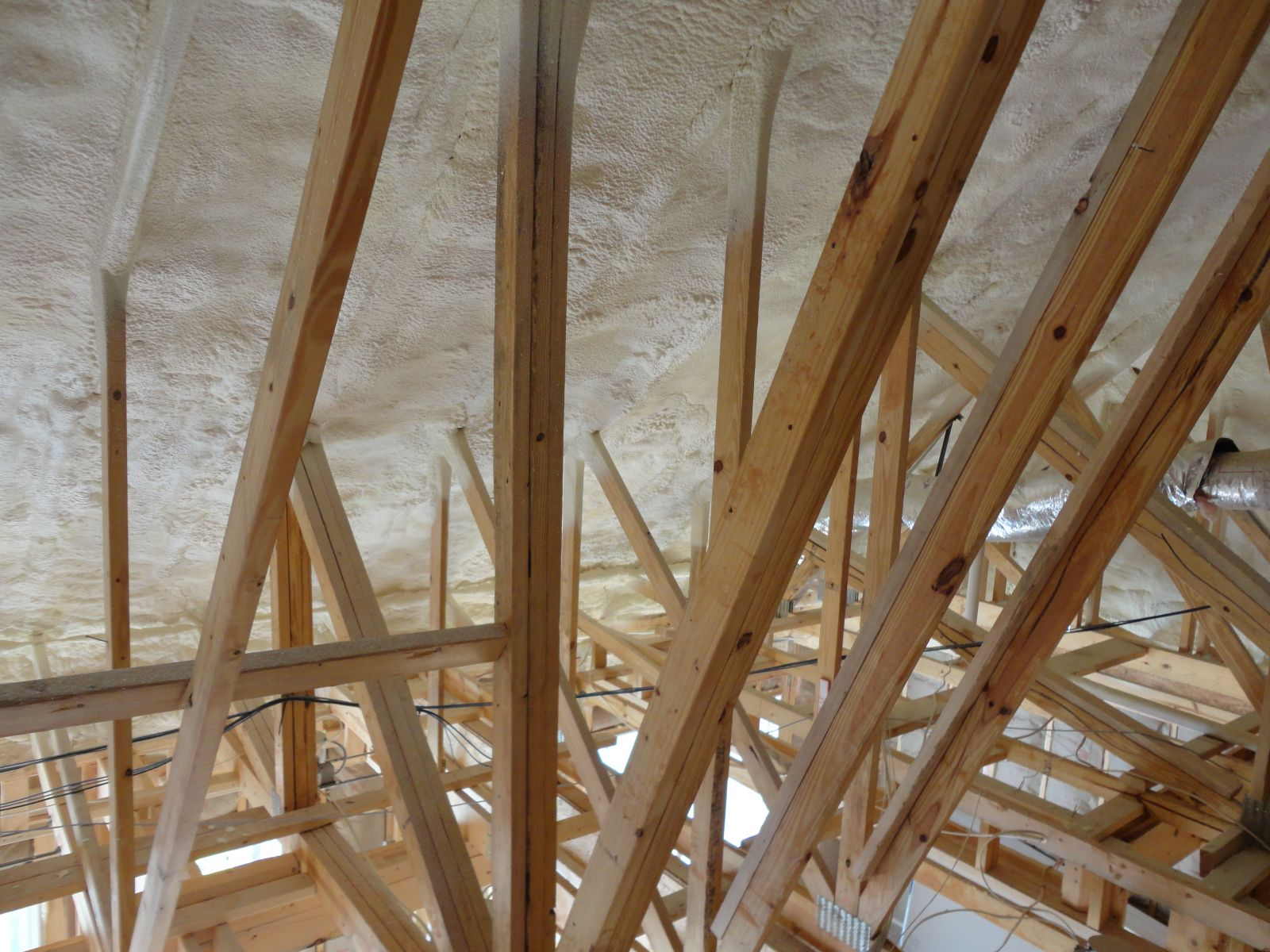 Tests show energy costs are lower when the attic is sealed. & Anchor Insulation: Insulation Company RI MA CT